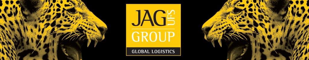 Jag UFS Vehicle Wrap
