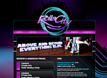 Rollacity Website Design