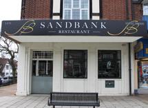 Sandbank Restraunt
