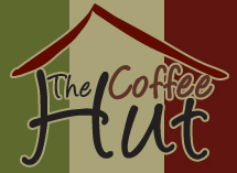 The Coffee Hut Logo Design