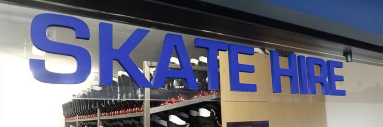 Skate Hire